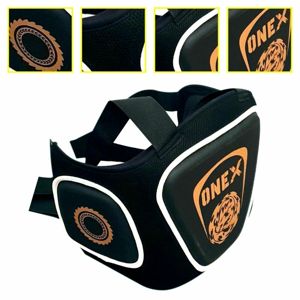OneX Boxing Protector Chest Guard MMA Body Armour Training