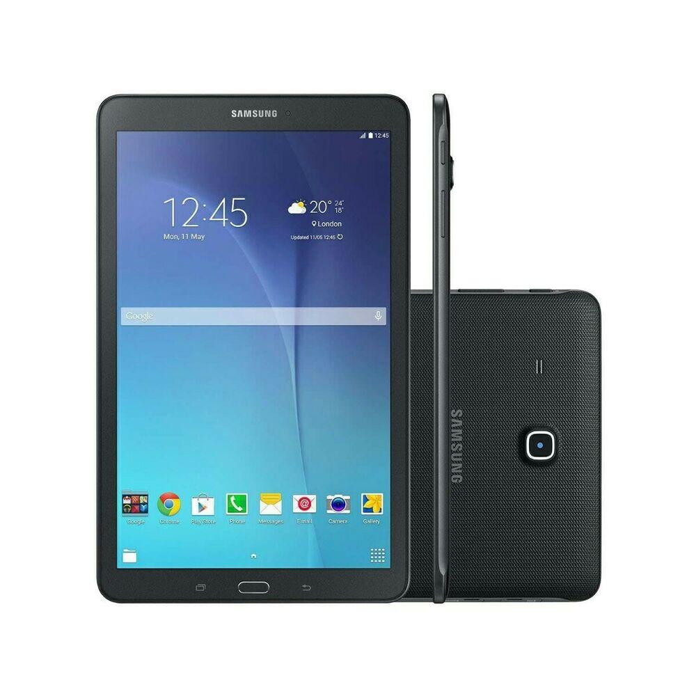 Samsung Galaxy Tab E SM T560 Metalic Black 8GB GB