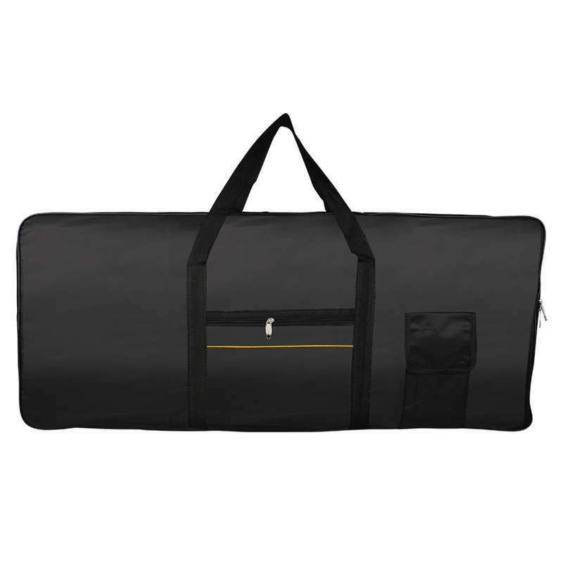 5X(Waterproof Portable Oxford Fabric Electronic Organ Bag