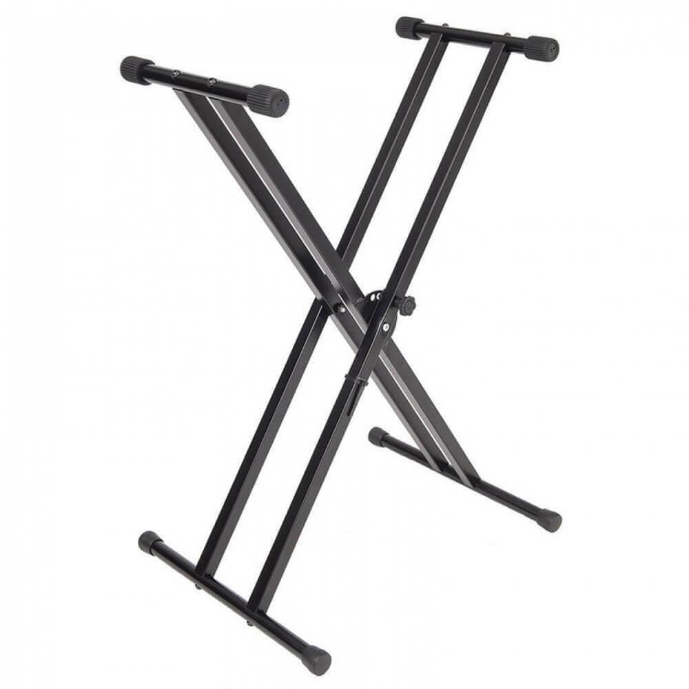 Kinsman Standard Series Double Braced Keyboard Stand