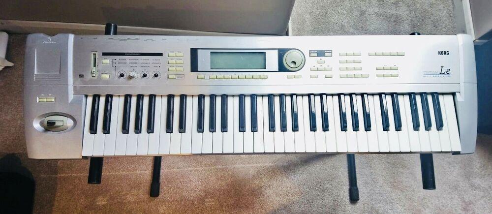 Korg Triton LE - 61 Key Synthesizer Workstation Keyboard