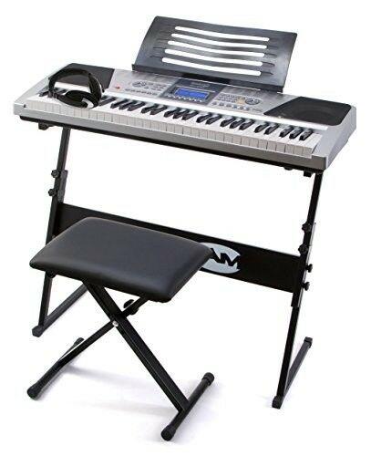RockJam RJ Key Electronic Interactive Teaching Piano