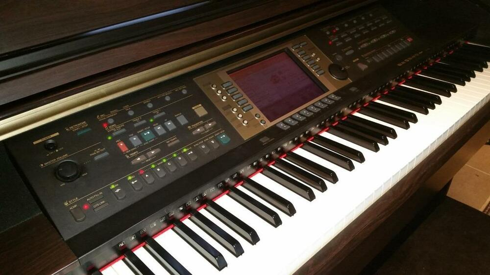 Yamaha Clavinova CVP- Weighted Key Electric Piano