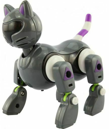 Build my CatBot Create your OWN Robotic Pet, Sound