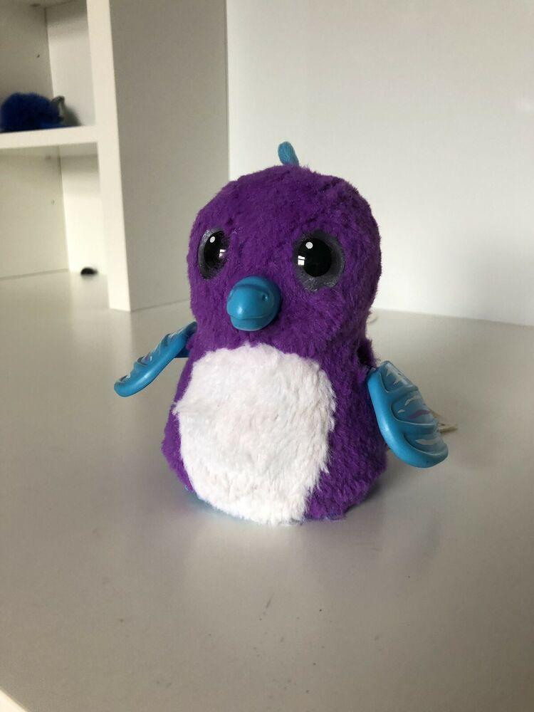 Spin Master Hatchimals Draggles - Blue/Purple