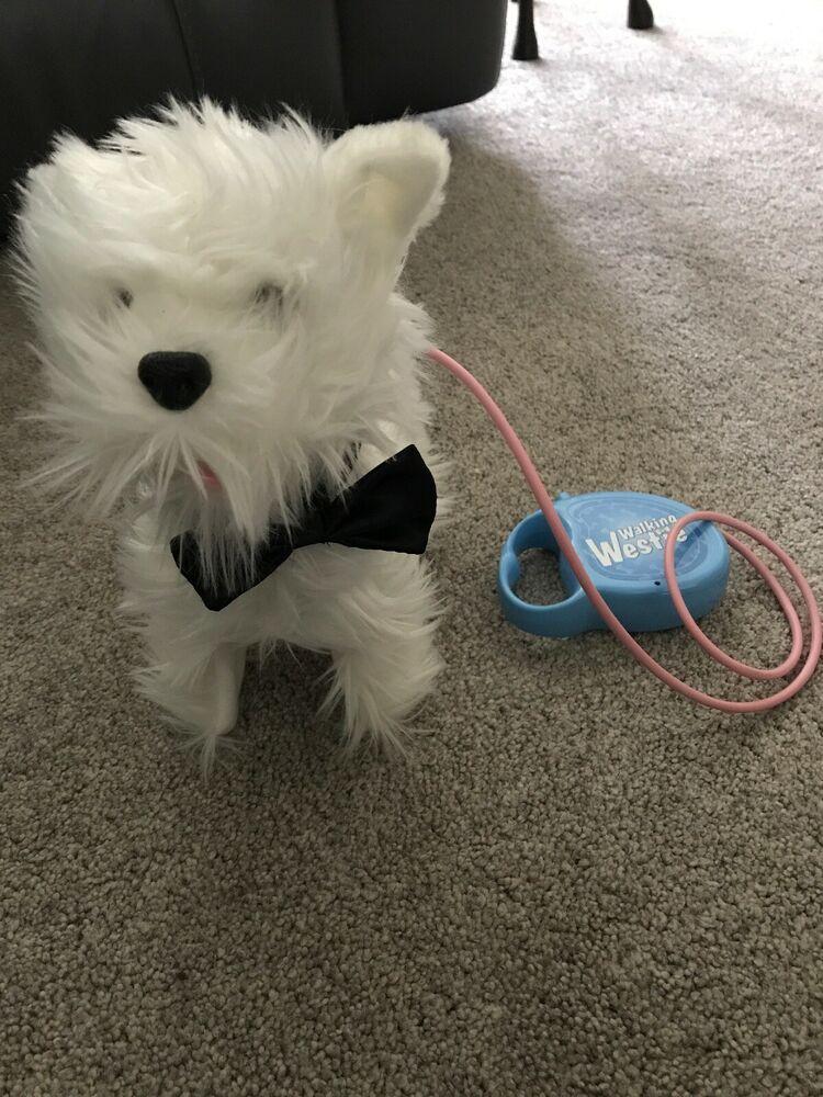 Tobar Walking Westie Dog Toy ()