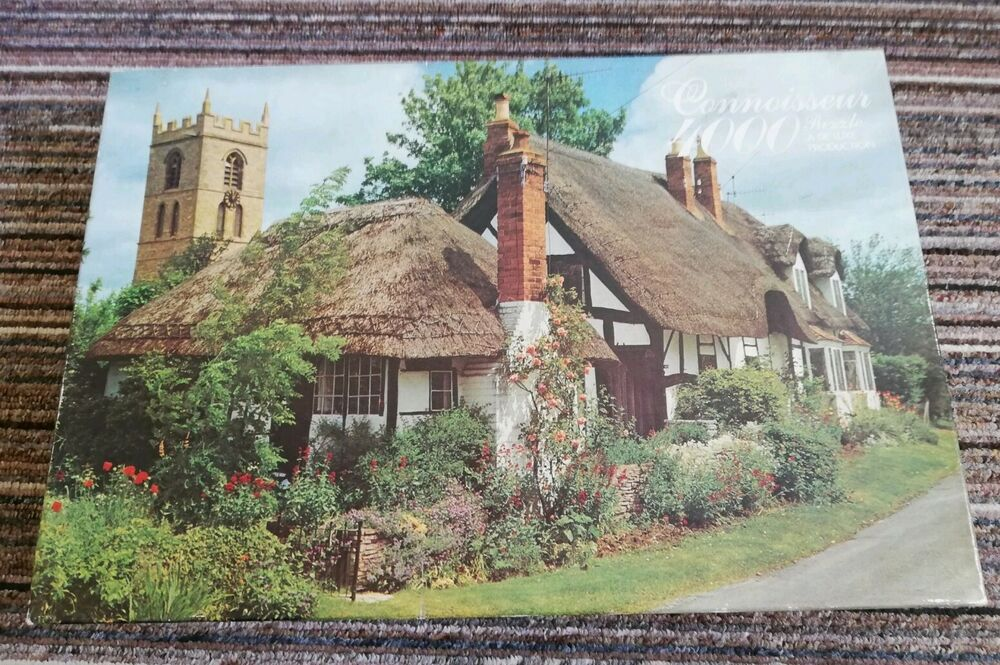 Arrow  Piece De Luxe Connoisseur 'The Thatched Cottage'