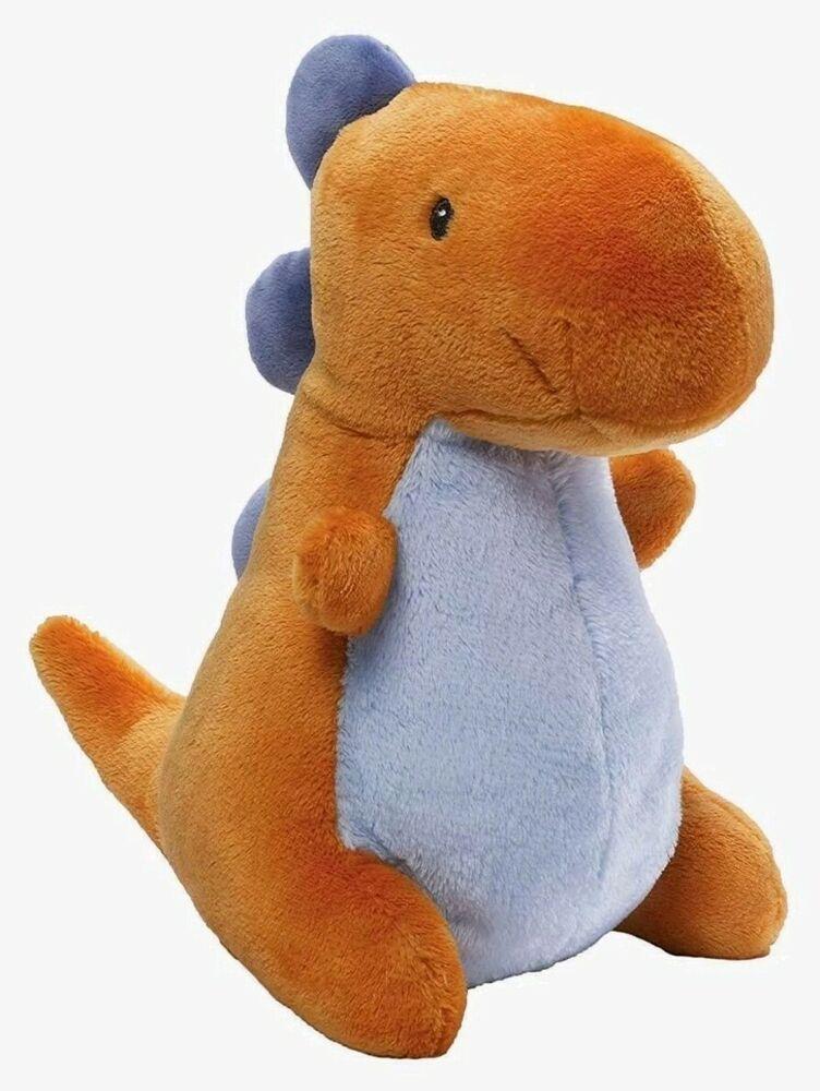 GUND Crom the Dinosaur Baby Plush Soft Toy () Gift