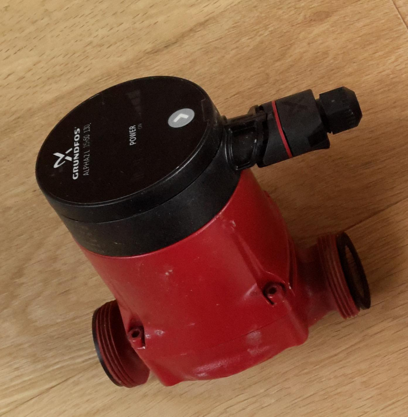 Grundfos Alpha2L  Central Heating pump
