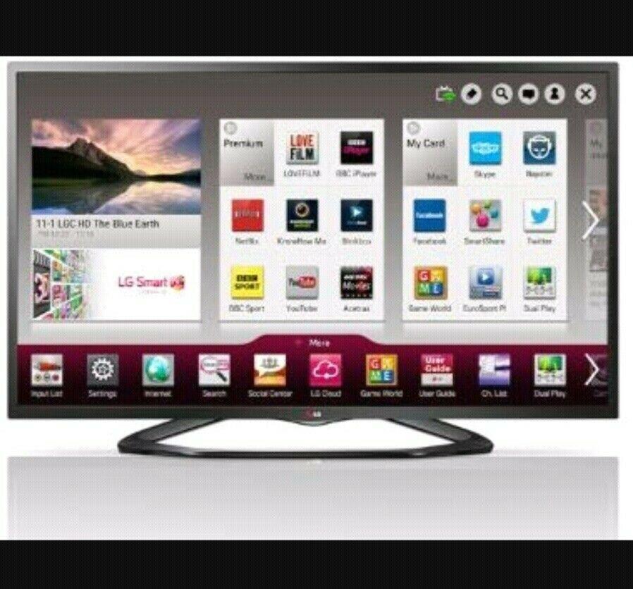 32 LG 32LN575V Full HD p Freeview HD Smart LED TV