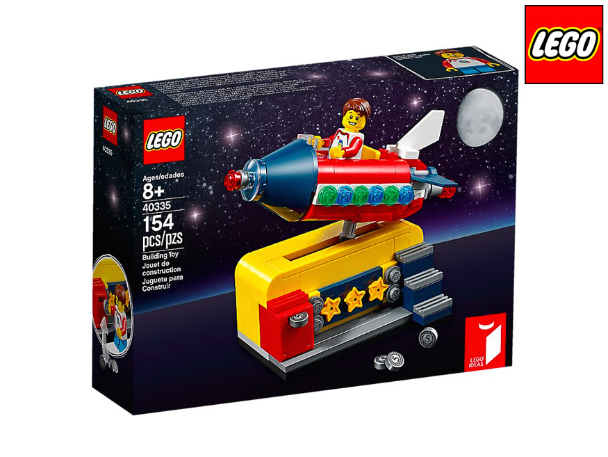 LEGO Ideas - Space Rocket Ride -  - Brand New & Sealed