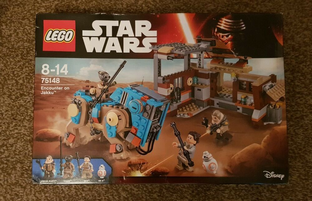 LEGO  Star Wars Encounter On Jakku - BRAND NEW SEALED