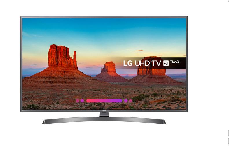 """LG 50"""" UKPLD 50UKPLD 127 Cm 50"""" Smart Led-Lcd Tv 4K"""