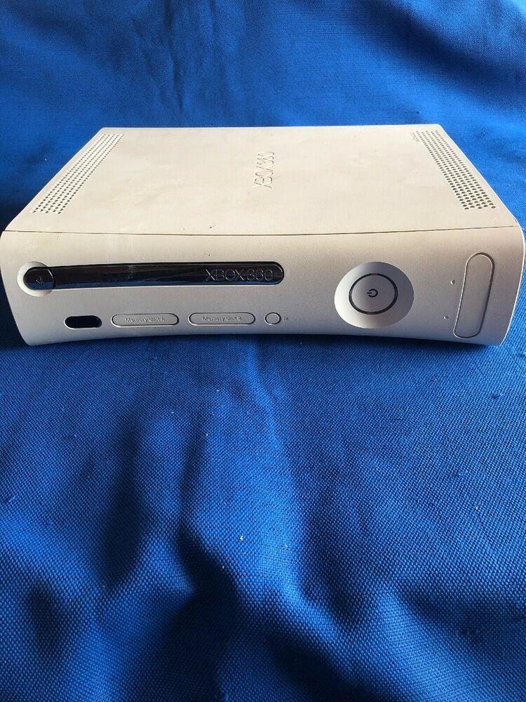 Microsoft Xbox 360 White Console (PAL)