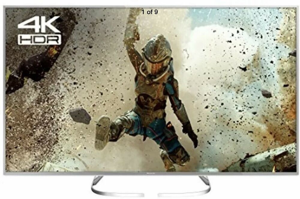 Panasonic TX50DX700B 50-Inch Smart 4K Ultra HD HDR LED TV