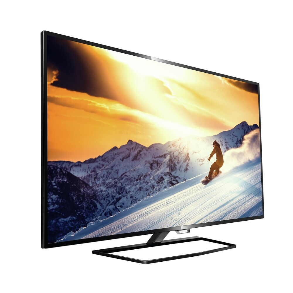 "Philips HFLT/12 Commercial TV - 32"" Black Smart"