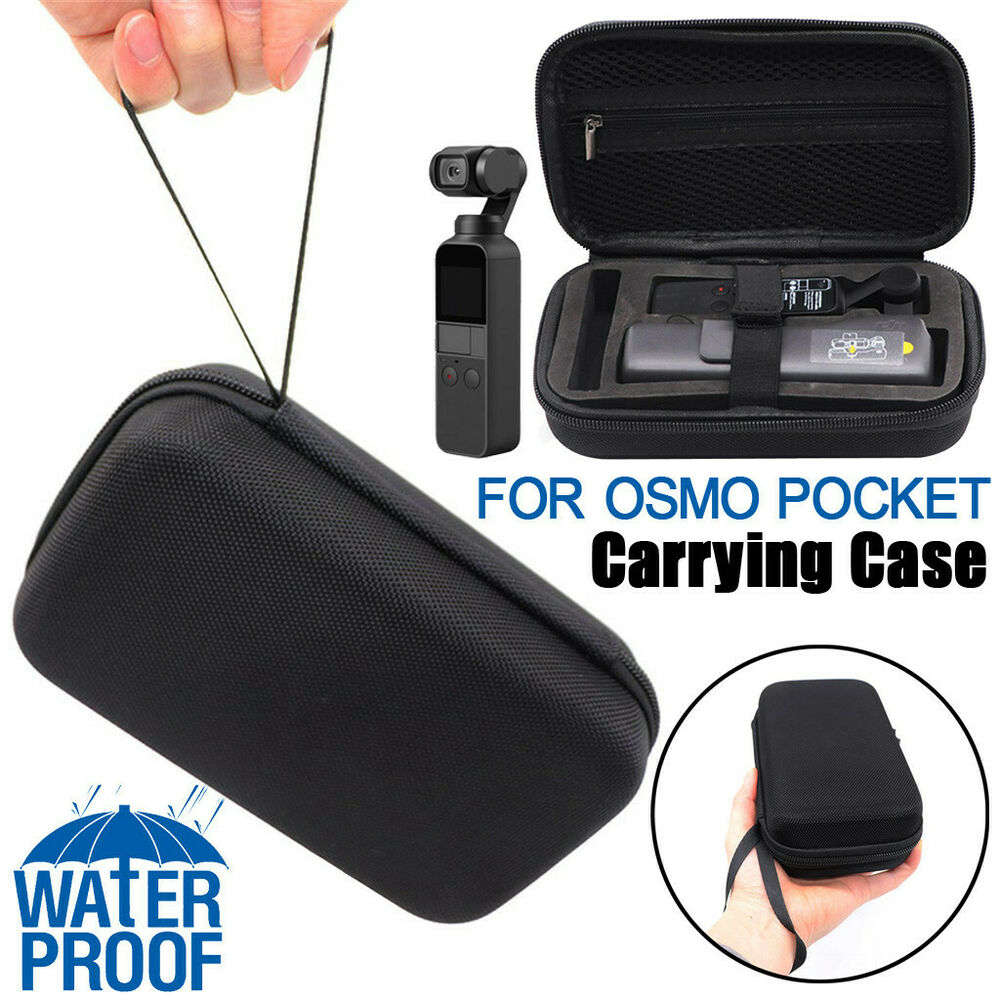 Portable Waterproof Handbag Hard Storage Bag Carry Case for