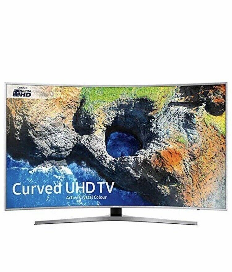"""Samsung Curved TVSeries 6 UE43KUU 43"""" UHD LED LCD"""