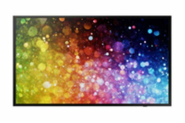 "Samsung LH43DCJPLGC/EN - 43"" DC43J Display - 43"" Black Large"