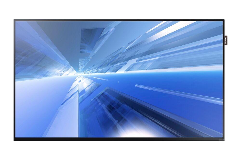 "Samsung LH55DCEPLGC/EN - 55"" DC55E Display - 55"" Black Large"