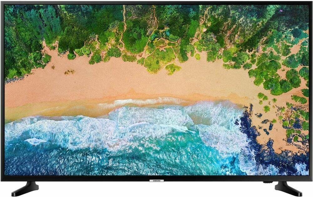 "Samsung Ultra HD Smart TV 55"" Flat Panel Televisions"