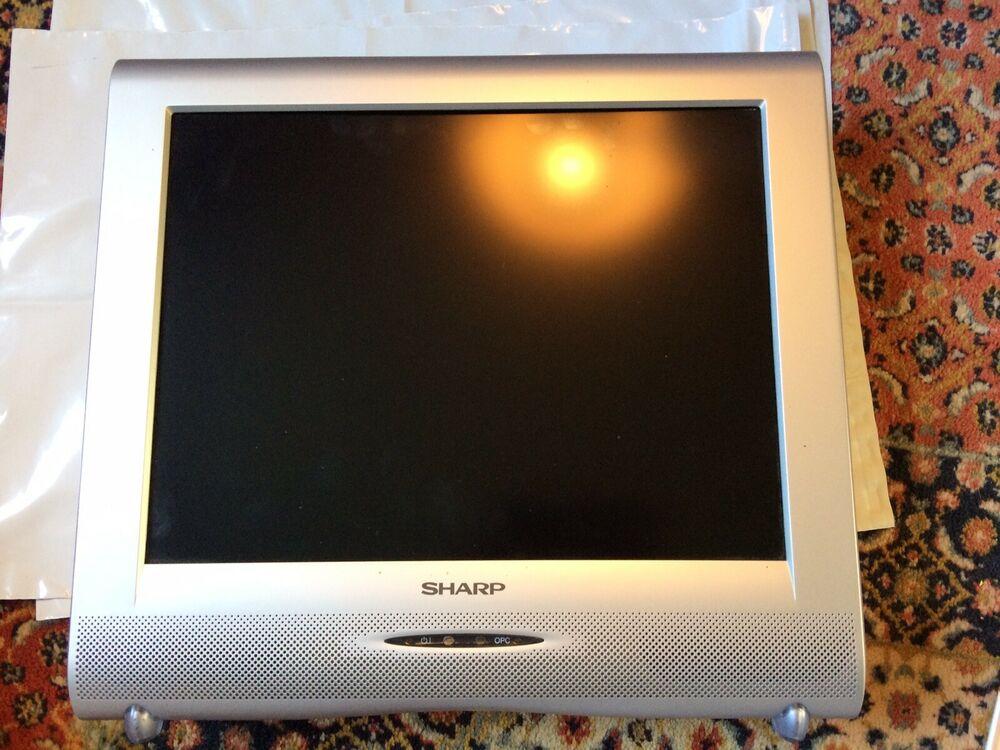 Sharp LCD Tv LC-15SH1E V