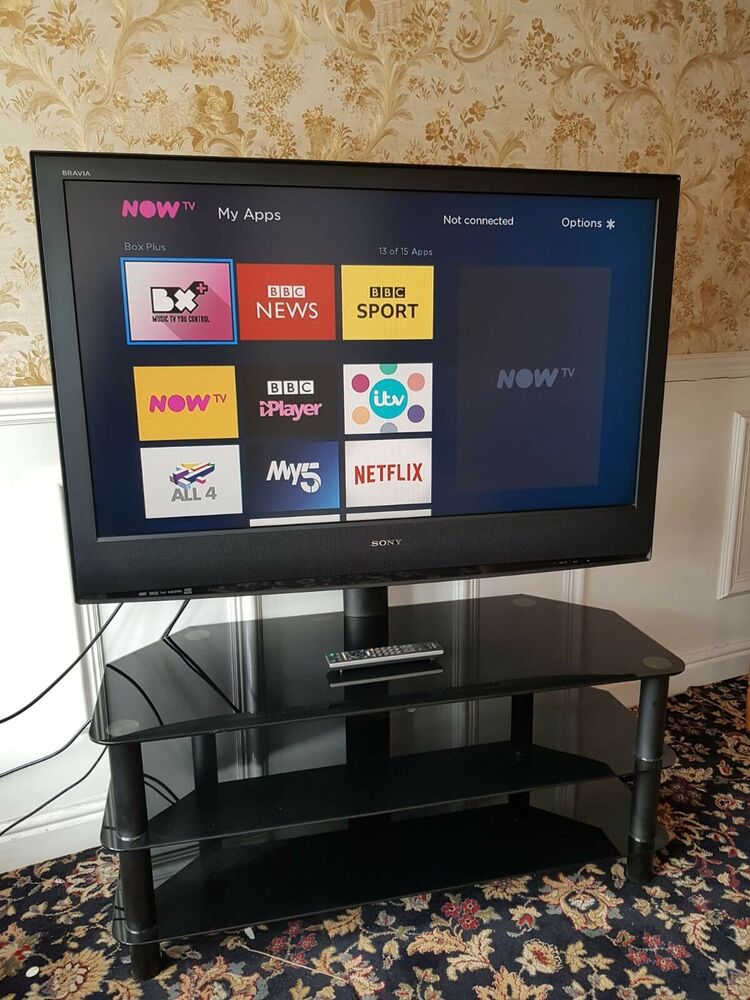 "Sony Bravia 46"" LCD TV With Smart Stick"