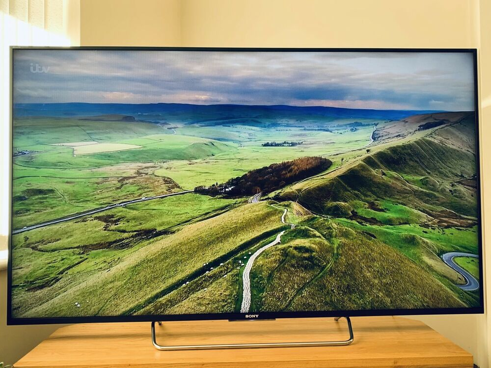 "Sony Bravia 65"" 3D Smart Android Full HD LED TV -"