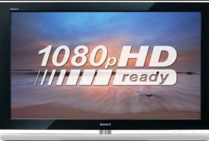 Sony Bravia KDL-40Zp HD LCD Television 200Hz