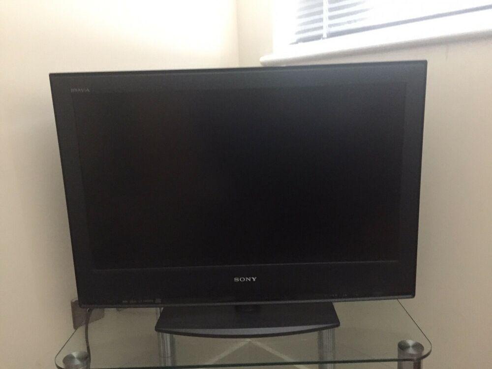 "Sony Bravia TV 32"" widescreen TV KDL32S"