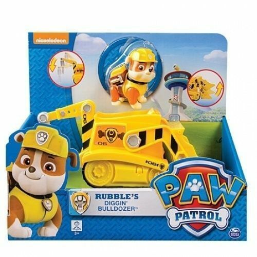 Spin Master Paw Patrol Rescue Marshall Vehicle