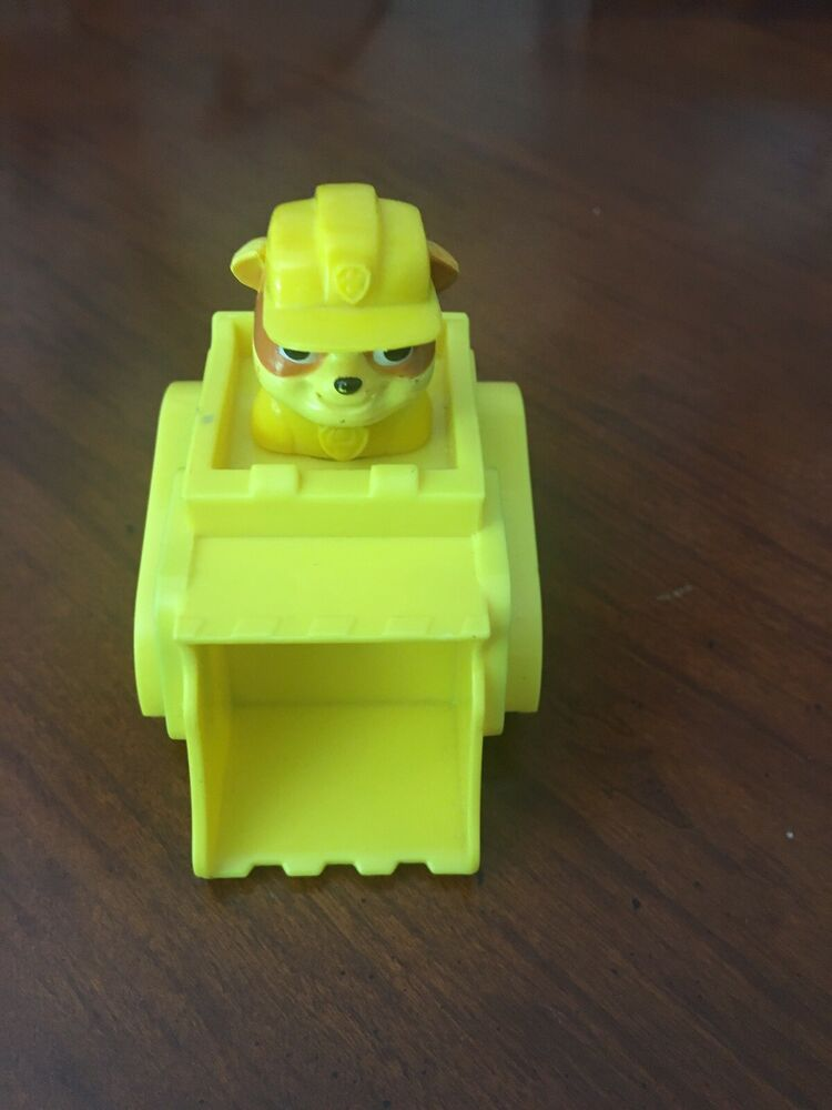 Spin Master Paw Patrol Rescue Rubble Vehicle