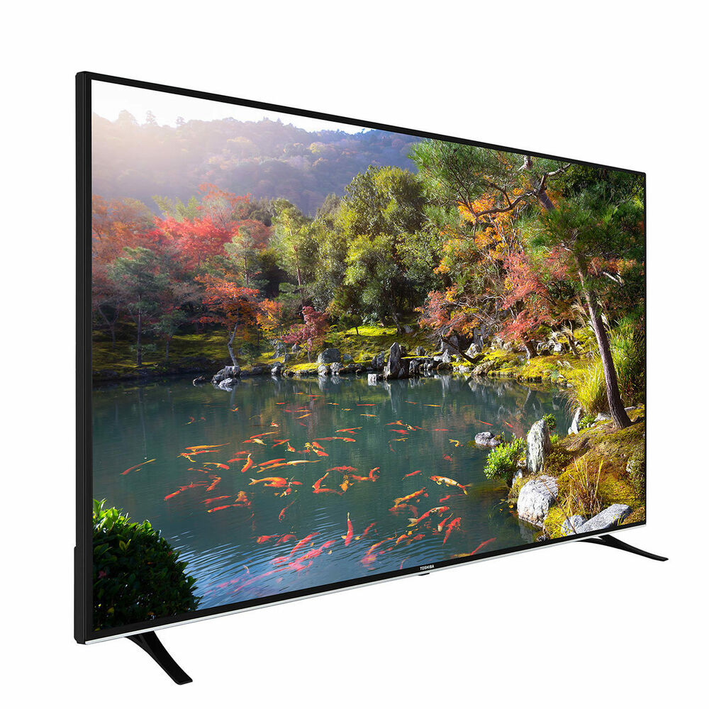 Toshiba 75UDB 75 inch 4K Ultra HD Smart TV Ex display no