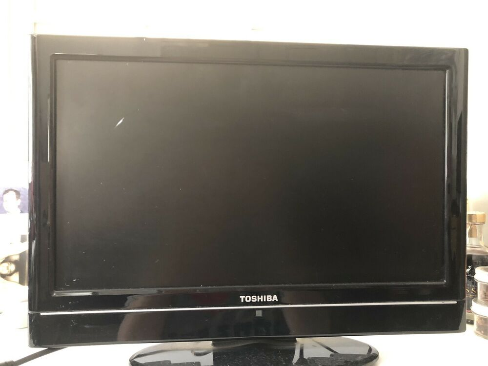 Toshiba LCD Colour TV 18.5 Inch