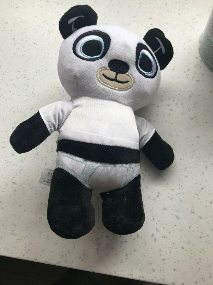 pando Doll Plush Toy