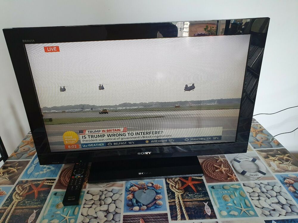sony kdl-32bx300 Hd 32 Inch Tv With 4 Hdmis!!!