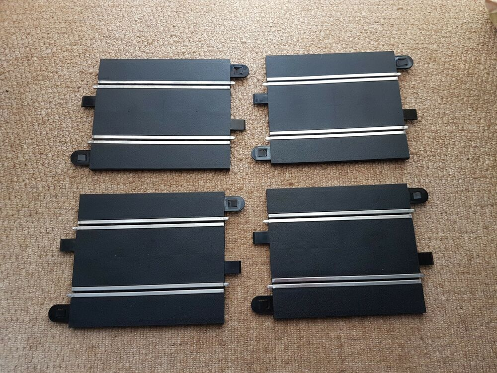 4 x Scalextric Sport / Digital Half Straights, Excellent