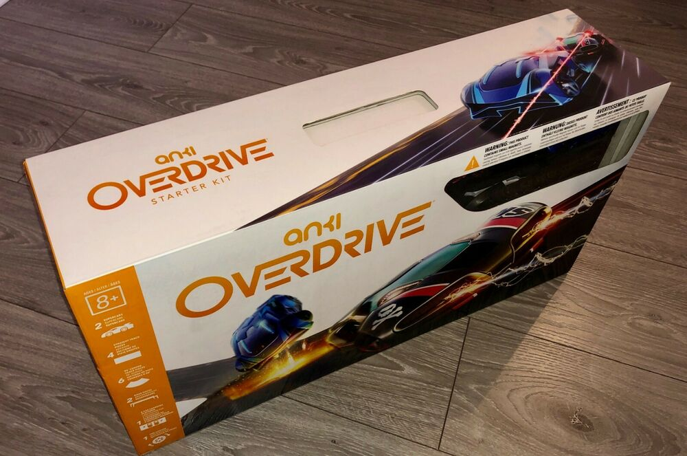 Anki Overdrive Starter Kit mint, in a box. Great gift /