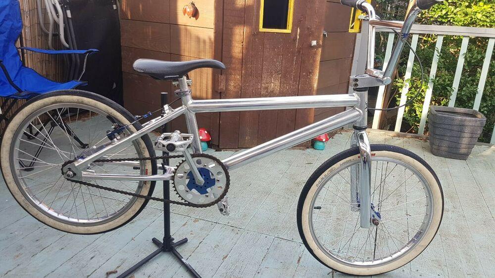 Diamondback Old School 22 inch Chrome BMX Bike with Halo