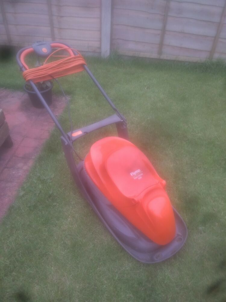 Flymo Easi Glide 300 Hover Lawnmower W