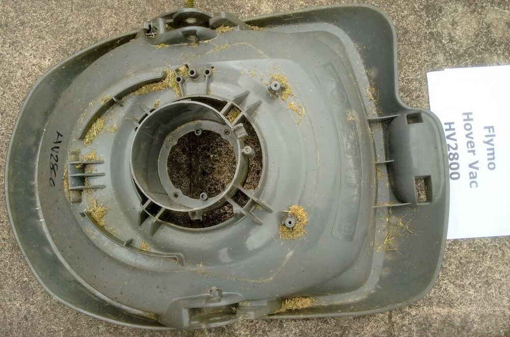 Flymo Hover Vac HV Grey Base Body Bottom Spare Part