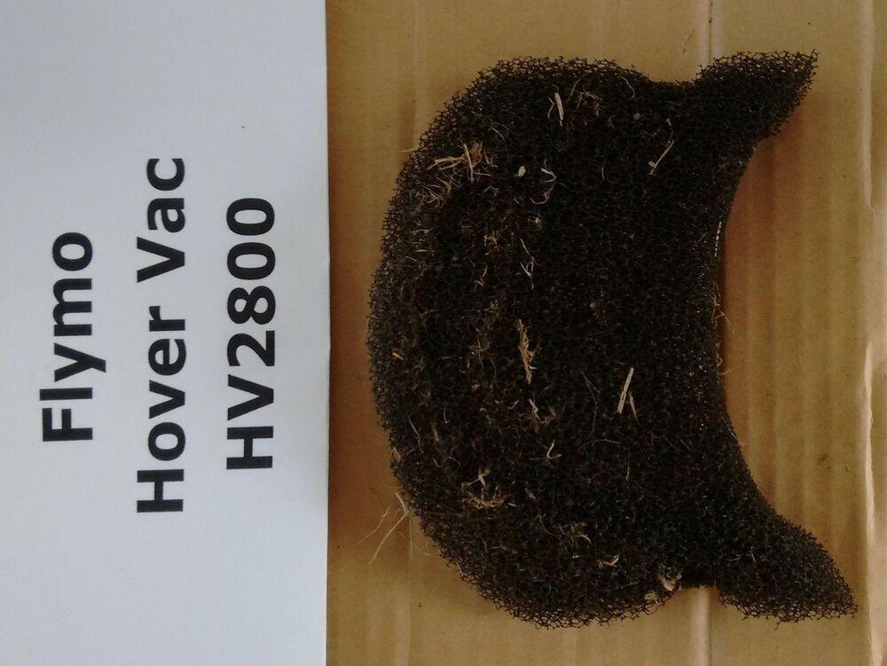 Flymo Hover Vac HV, HV280 Air Dust Grass Motor Filter