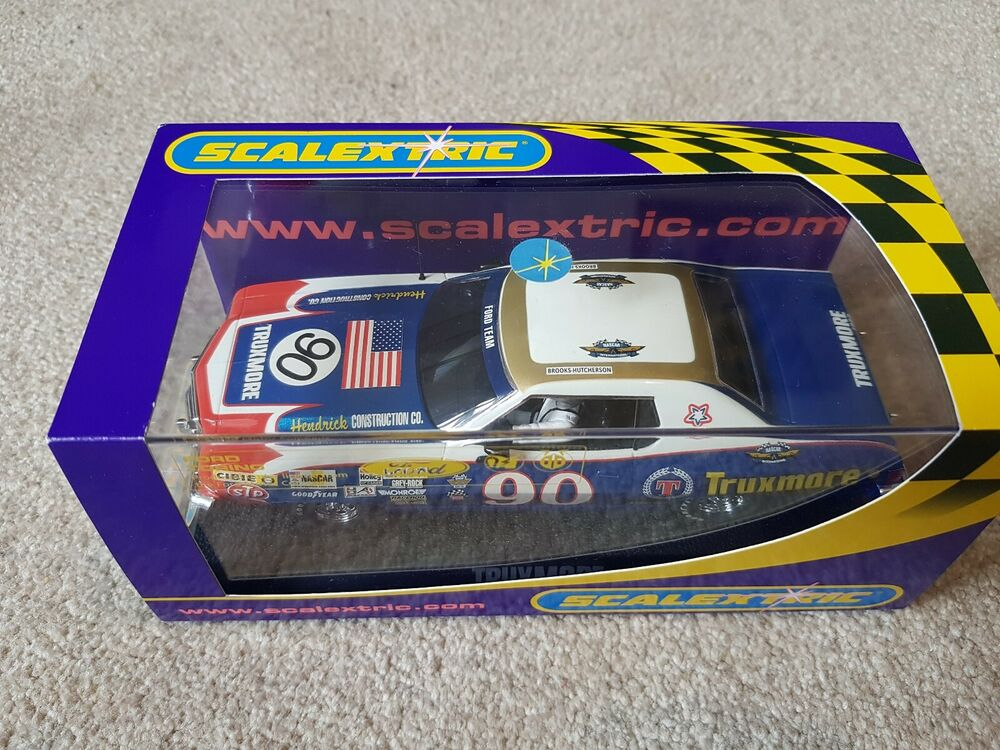 MINT BOXED Scalextric C Ford Gran Torina Lm