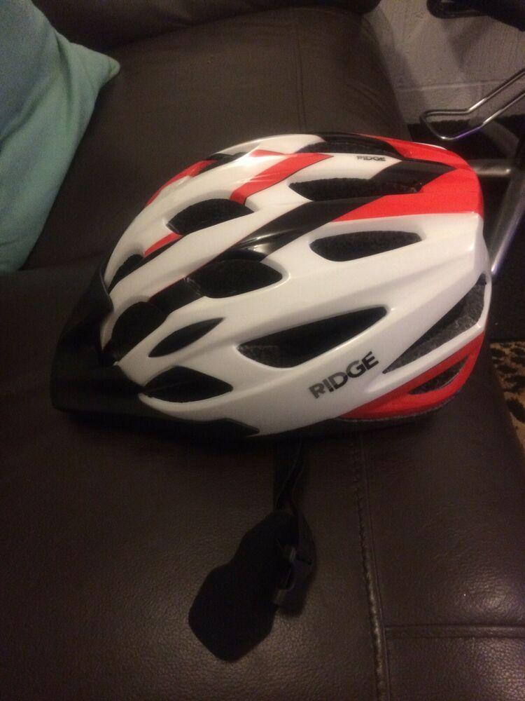 Ridge Mistral Bike Helmet Unisex Adjustable cm