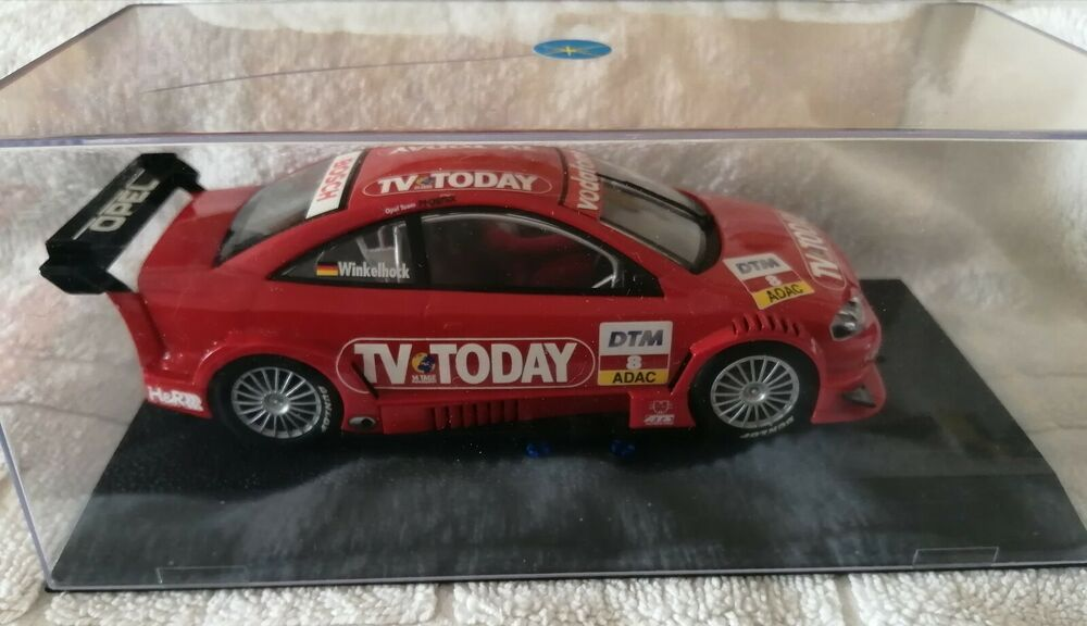 SCALEXTRIC C Opel V8 Coupe. TV Today No 8.