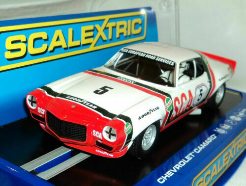 Scalextric - C Chevrolet Camaro Frank Gardner - NEW