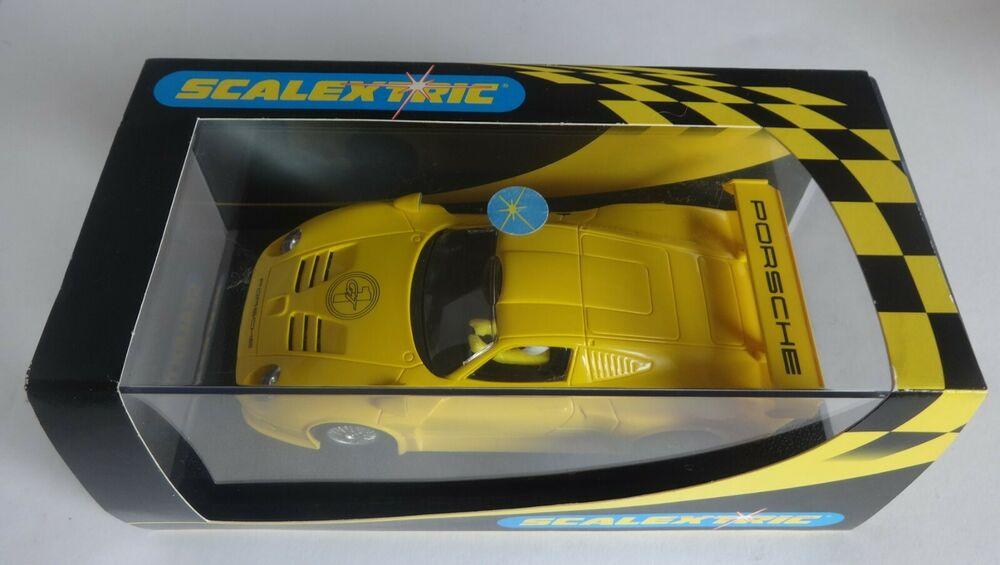 Scalextric C Porsche GT1 Collectors Club  Nr. Mint