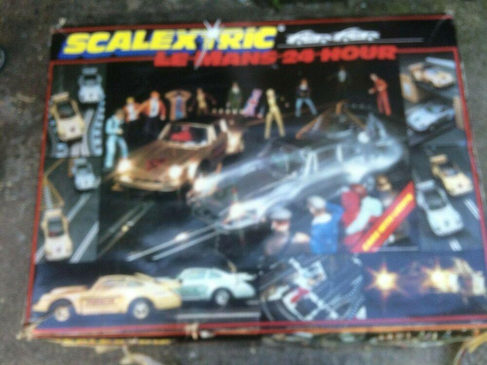 Scalextric Le Mans 24Hr