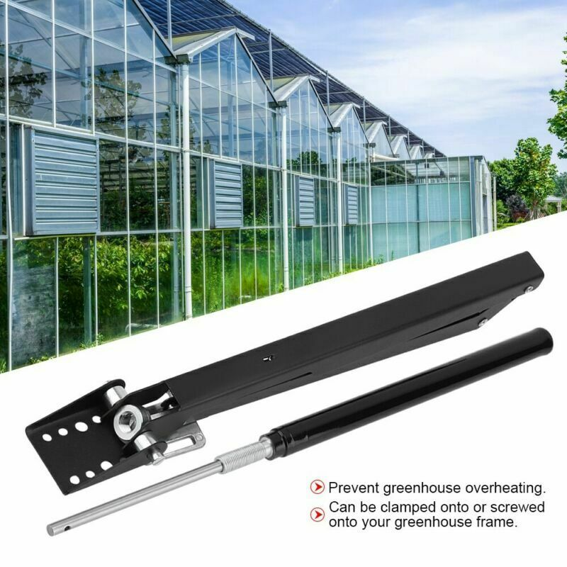 Solar Heat Sensitive Automatic Window Opener Kit Greenhouse