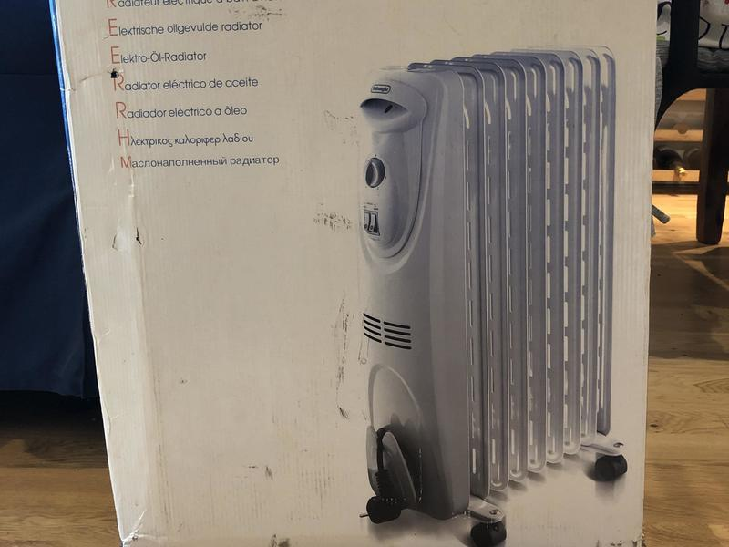Delonghi Convection Heater Electric Freestanding Posot Class